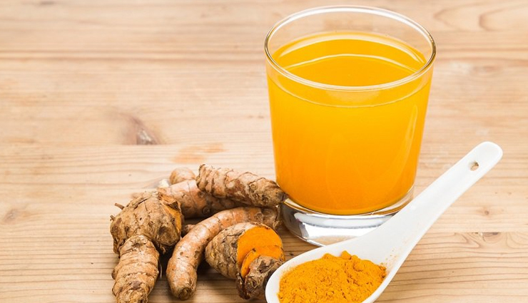 healthy living,7 benefits of drinking turmeric with water,turmeric benefits,turmeric an antiseptic agent