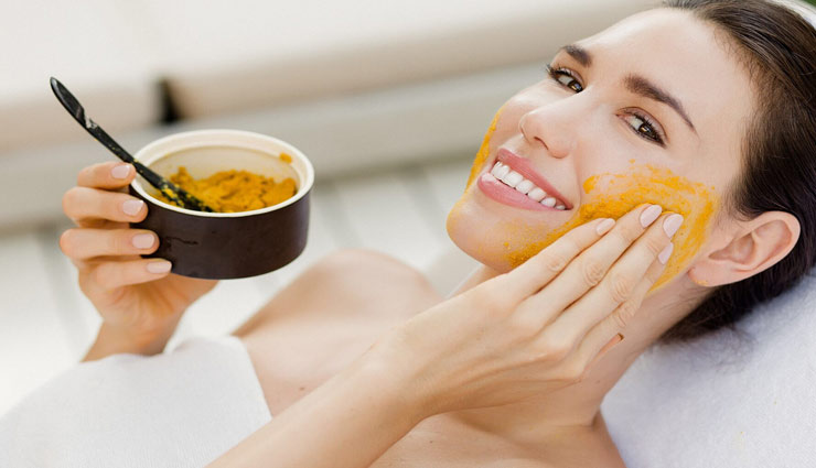 beauty tips,turmeric,benefits of turmeric,face beauty,curd,honey,beautiful face ,हल्दी, दही, शहद, बेसन, खूबसूरत त्वचा, ब्यूटी टिप्स, हल्दी उपयोग, चहरे की सुन्दरता , चन्दन