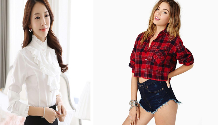 types of shirts,types of shirts for girls,girls fashion tips,fashion tips,latest fashion trends