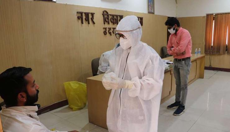 Rajasthan News: उदयपुर में बेकाबू कोरोना, हर तीसरा व्यक्ति संक्रमित