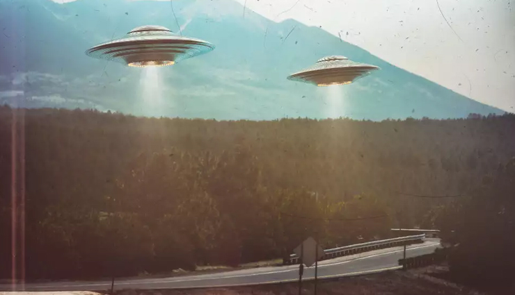 6 Places in India Where UFO Sightings Have Been Found