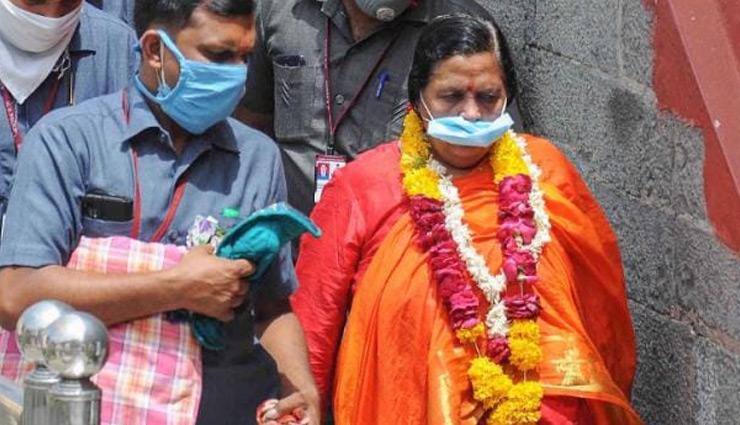 उमा भारती ने बदला इरादा, अब भूमिपूजन में होंगी शामिल, कहा- मैं राम की मर्यादा से बंधी हूं