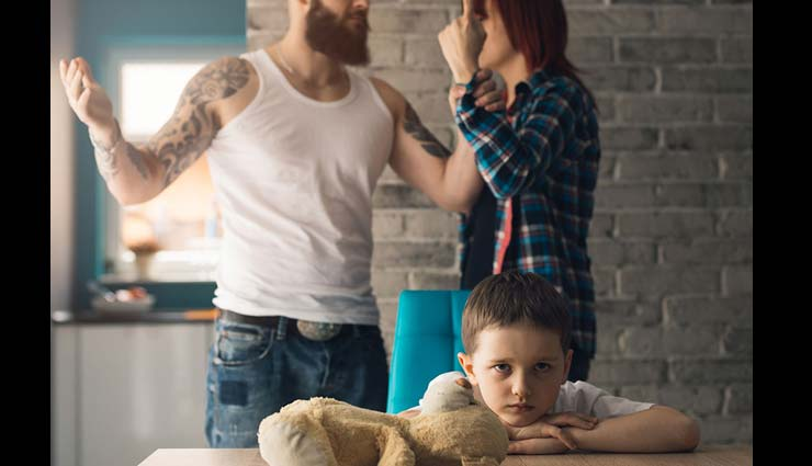 signs of unhappy family,signs of bad family,fights in family,family tips