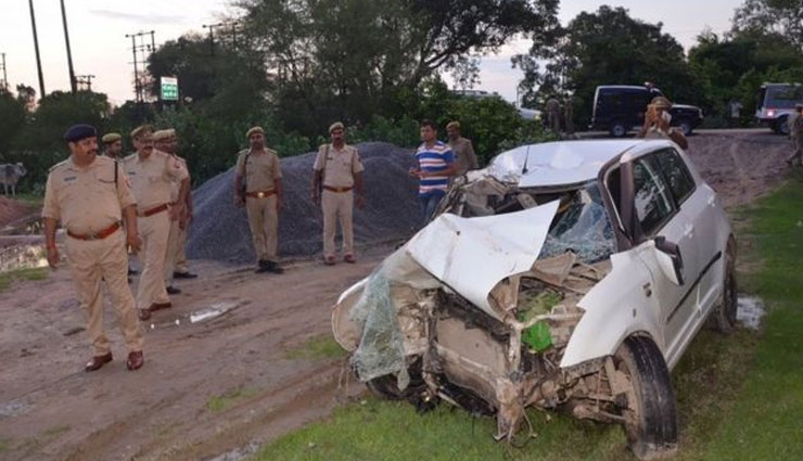 UP minister's son-in-law named in FIR on Unnao victim's car crash, says he is being framed