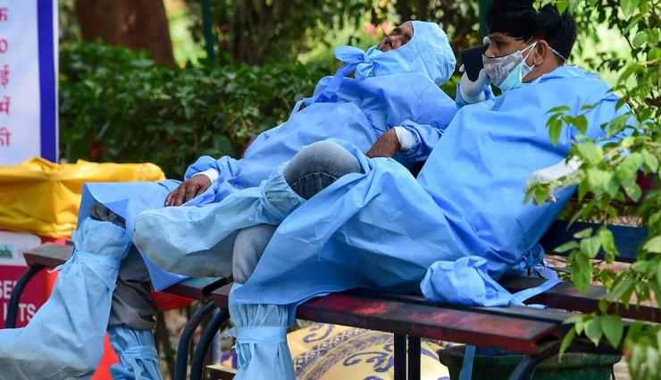 UP News: धीमी पड़ी कोरोना की रफ्तार, 24 घंटे में मिले 20,463 नए मरीज, 29,358 हुए ठीक; 306 की मौत