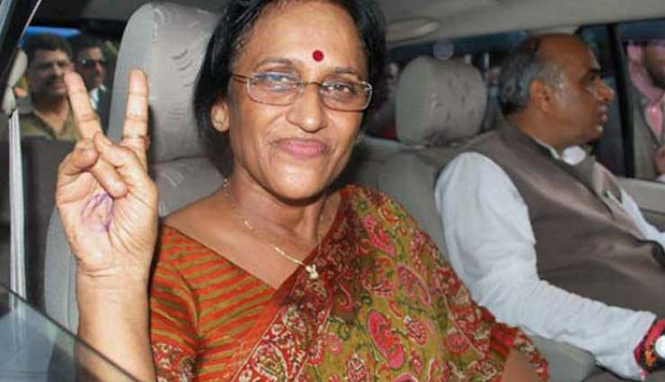 Court issues non-bailable warrant against UP Minister Rita Bahuguna Joshi