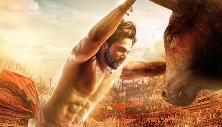Varun Dhawan spilled his own blood for bull-fighting scene in Kalank