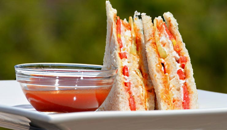 veg mayonnaise sandwich recipe,recipe,recipe in hindi,special recipe ,वेज मेयोनीज़ सैंडविच रेसिपी, रेसिपी, रेसिपी हिंदी में, स्पेशल रेसिपी