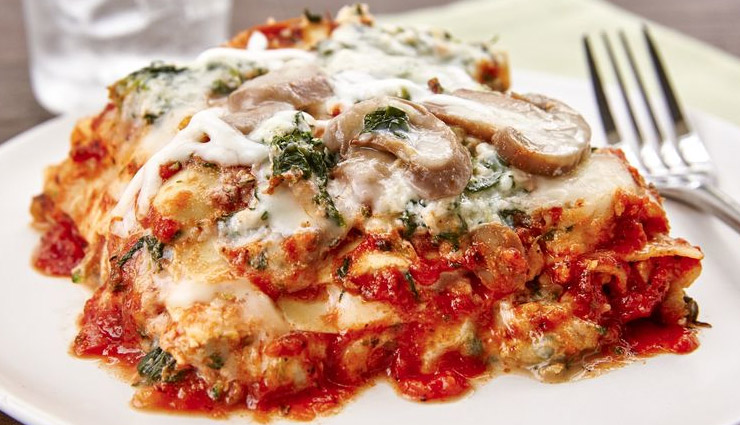Recipe- Easy To Make Vegetable Lasagna