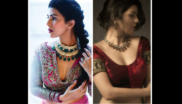 5 Ways To Style Velvet Blouse This Wedding Season