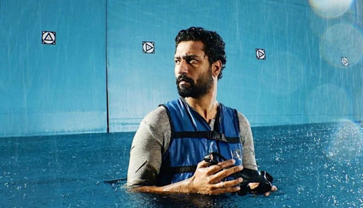 गुजरात के इस जगह पर  शूट हुई विकी कौशल की 'भूत: द हॉन्टेड शिप', जाने क्यों