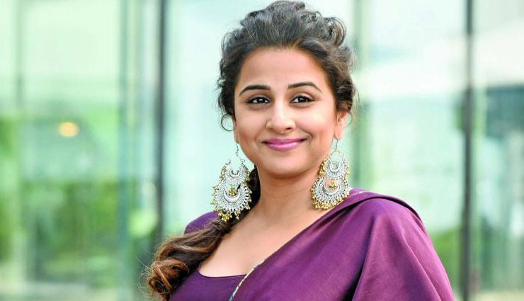 Vidya Balan is Very excited about NTR biopic