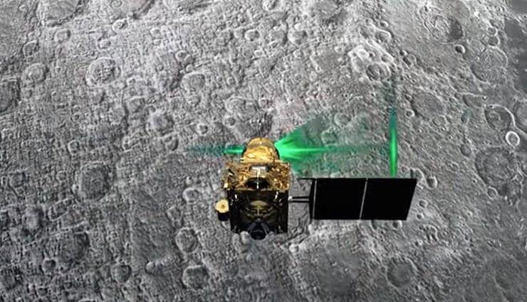 चंद्रयान-2 : चांद पर शुरू हुई 'शाम', विक्रम लैंडर से संपर्क करना होगा अब और मुश्किल