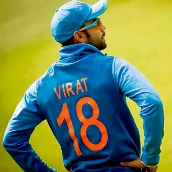jersey of indian players,jersey of cricketers,number on jersey of cricketers,sports,sports news,weird story ,अजब गजब खबरें