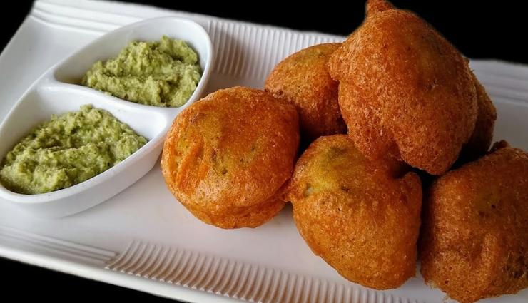 Navratri Recipe- Farali Batata Vada For Fast