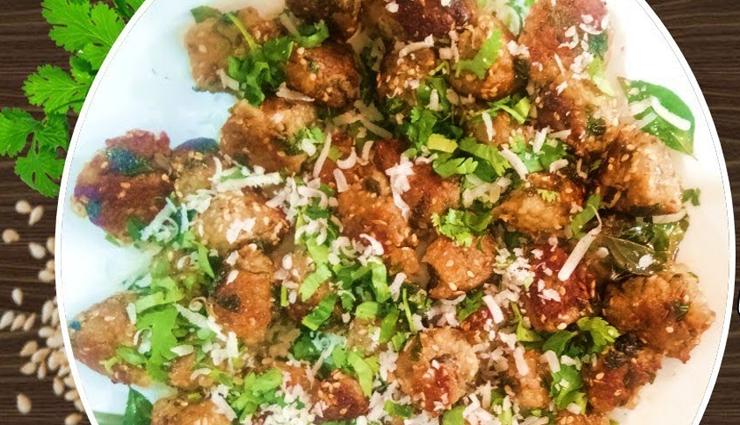 vrat ki muthiya,muthiya recipe,snacks recipe,fasting recipe