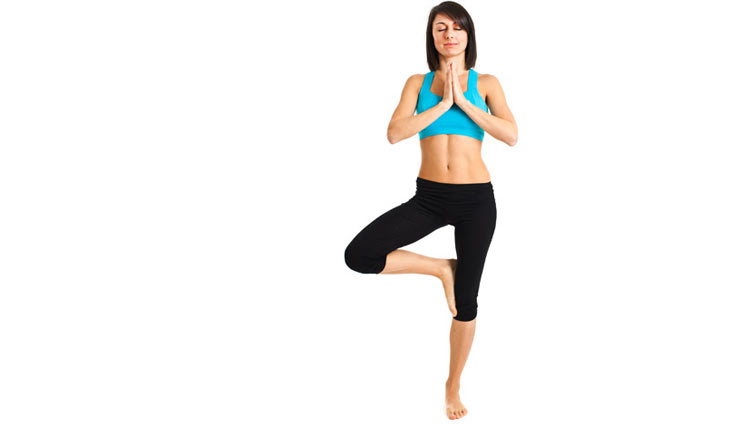5 Yoga Poses To Increase Breast Size