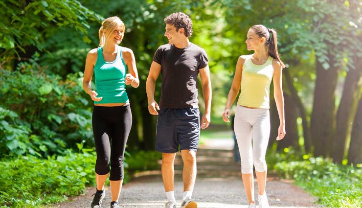 shoes,walking,walking benefits,Health,Health tips