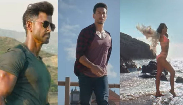 Hrithik Roshan,super 30,war,tiger shroff,war teaser,youtube,war teaser trending,hrithik roshan news,tiger shroff news,entertainment,bollywood ,ऋतिक रोशन,सुपर 30,वॉर,टाइगर श्रॉफ