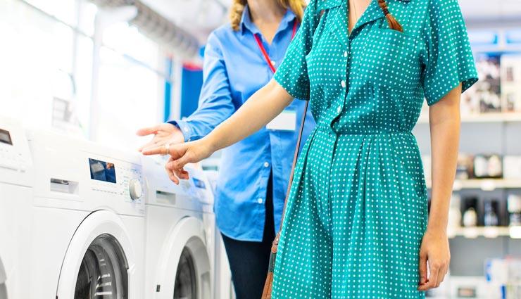 वॉशिंग मशीन बनाती है आपका काम आसान, इससे जुड़े टिप्स बड़े काम के