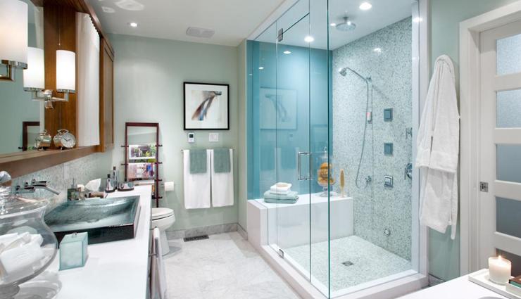 organized bathroom,tips to organize bathroom,home decor,household tips,bathroom decor tips ,व्यवस्थित बथरूम, बाथरूम, होम डेकोर, हाउसहोल्ड टिप्स