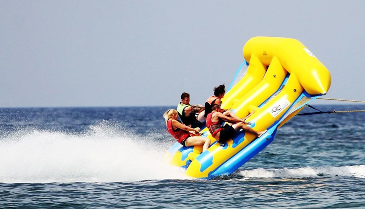 5 Reasons Why You Must Try Water Sports