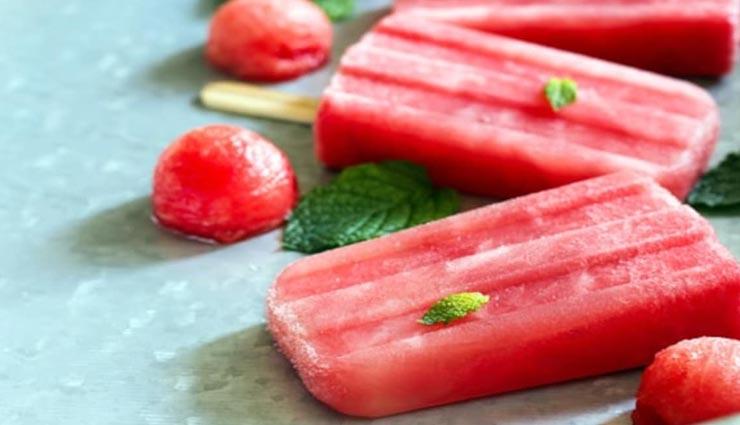 watermelon kulfi recipe,recipe,recipe in hindi,special recipe