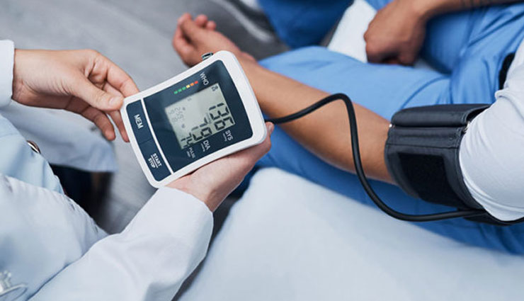 5 Ways To Lower High Blood Pressure