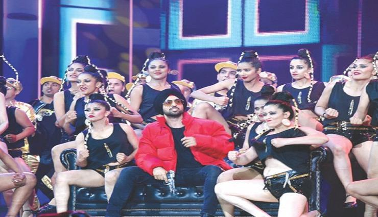 VIDEO- Big B Launched Party Anthem of 2018, Featuring Diljit and Sonakshi