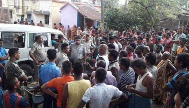 बंगाल: दो दिन पहले लापता हुए बीजेपी कार्यकर्ता का मिला शव, शरीर पर घाव के निशान