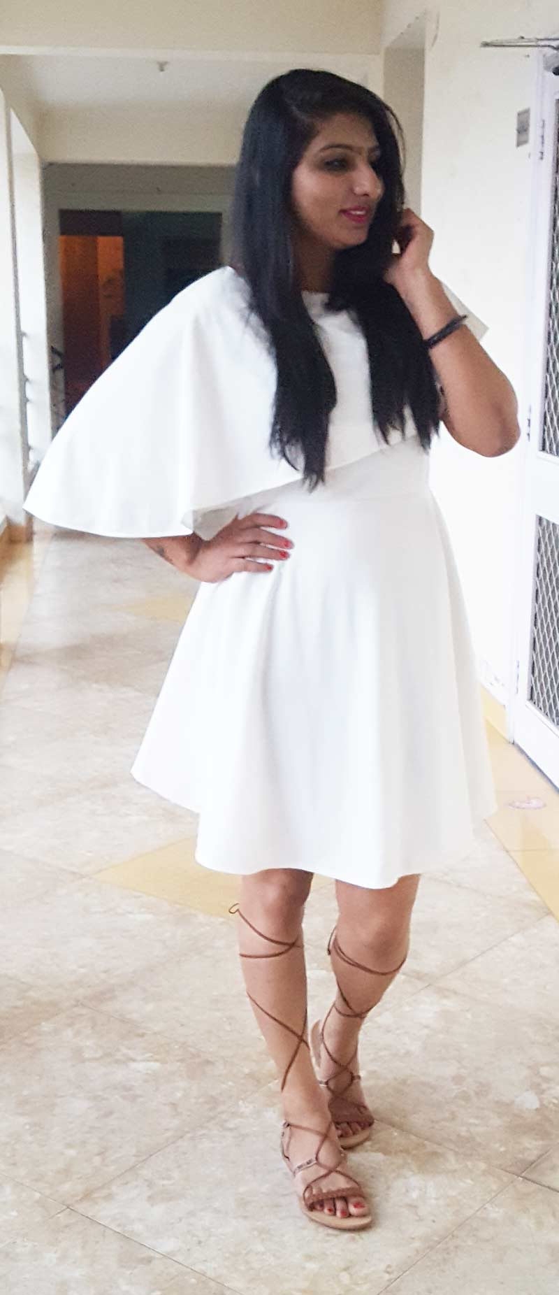 white dress,tips for wearing white dress,fashion tips,latest fashion trends