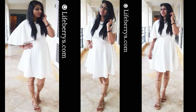 5 Tips To Remember While Wearing White Dress
