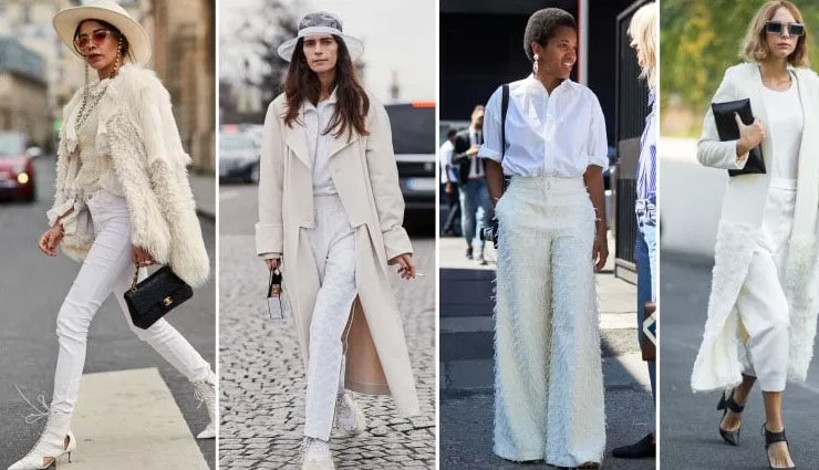 tips for wearing white outfits,white dresses,white color outfits,fashion tips,fashion trends ,फैशन टिप्स, फैशन ट्रेंड्स, व्हाइट ऑउटफिट पहनते समय इन बातों का रखें ध्यान