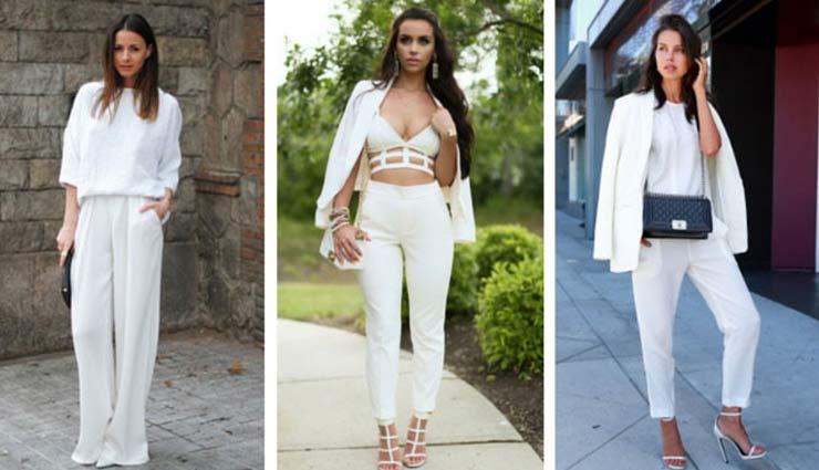 गर्मियों में छाएगा व्हाइट का जादू, जोडें अपने फैशन से