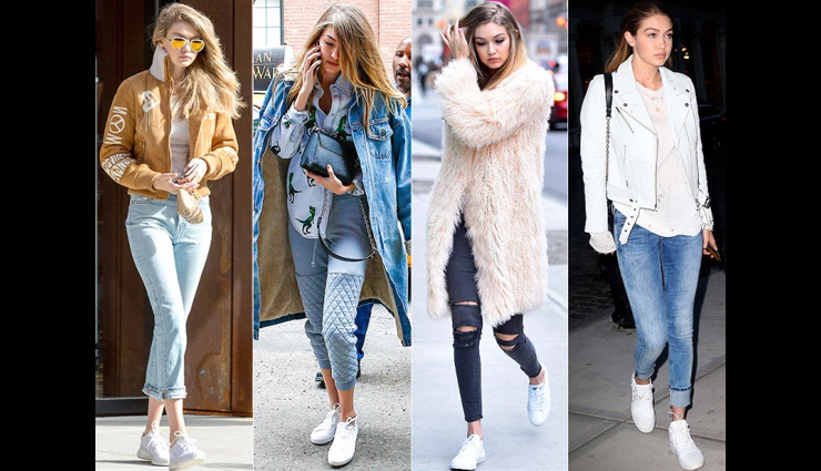 5 Tips For Wearing White Sneakers