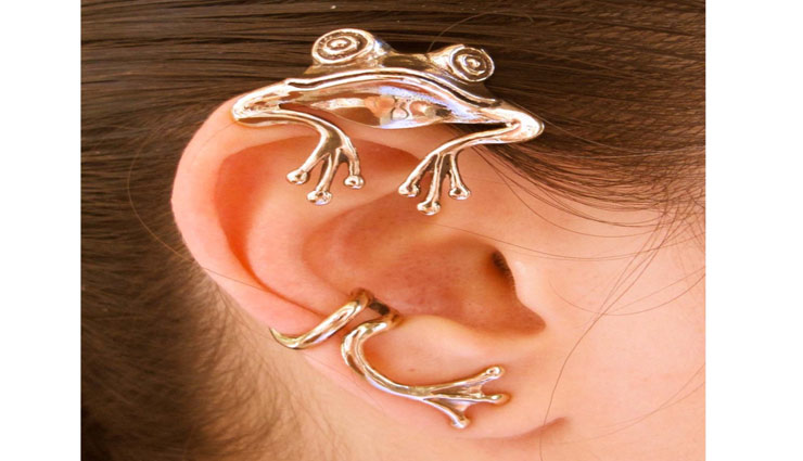 fashion trend in ear cuff earrings,stylish earrings,fashionable earrings,trendy earrings,fashion tips ,इयरकफ इयररिंग्स, स्टाइलिश इयररिंग्स, ट्रेंडी इयररिंग्स, फैशन टिप्स, ब्यूटीफुल इयररिंग्स