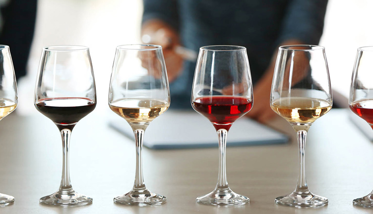 4 Amazing Health Benefits of Drinking Wine