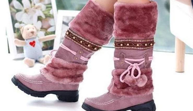 सर्दियों के दिनों में बूट्स देंगे आपको स्टाइलिश लुक, जानें इसके बारे में