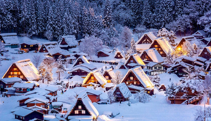8 Most Beautiful Winter Destinations To Visit From Around The World