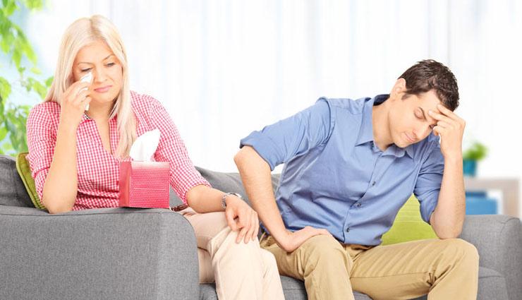 relationship tips,women lie to partner,reason behind lie,women thought ,महिलाओं का झूठ, पति से झूठ, रिलेशनशिप टिप्स, महिलाओं के झूठ का कारण, महिलाओं की सोच