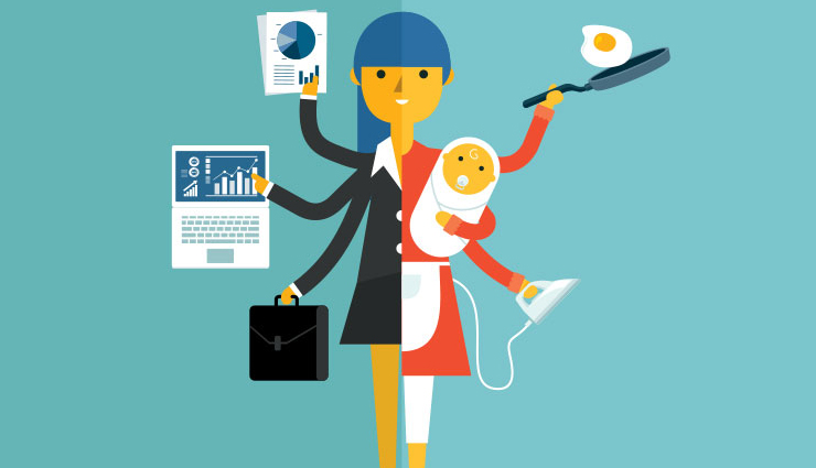 Know How Can a Mom Balance Work and Home in Daily Life