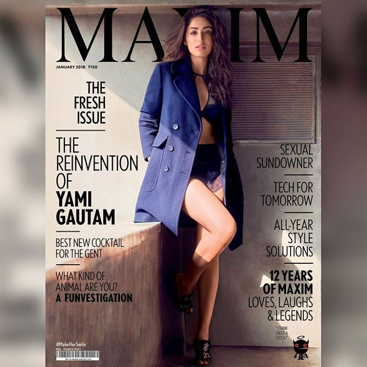 yami gautam,yami gautam latest photoshoot,maxim,seductive photoshoot,fashion