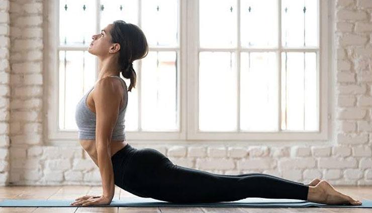 yoga poses,yoga poses for better metabolism,ways to improve metabolism,Health tips,fitness tips,dhanurasana,salamba sarvangasana,vrksasana,navasana,setu bandhasana