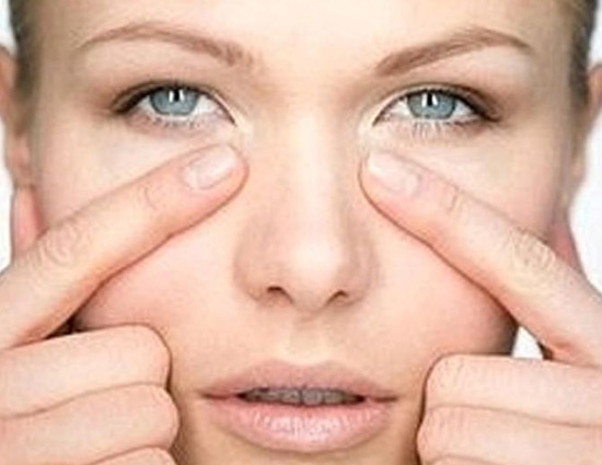 4 Yoga Poses To Get Rid of Dark Circles