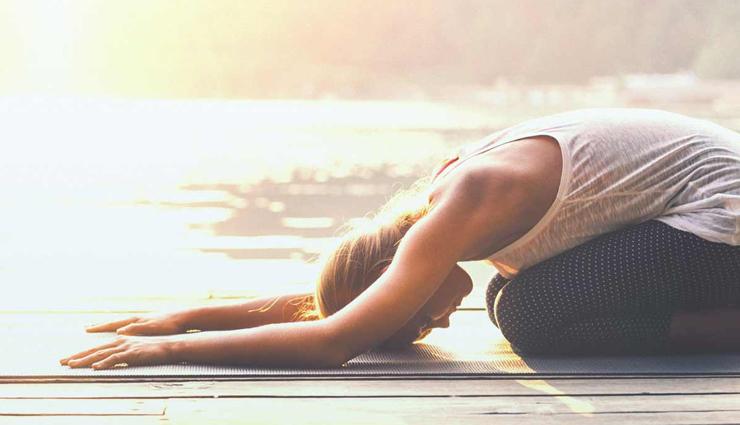yoga asans to treat migraine,yoga asan,Health tips