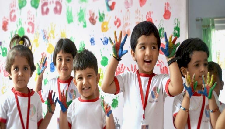 नर्सरी में बच्चों के ऐडमिशन के लिए 28 नवंबर से शुरू होगी पेरेंट्स की दौड़