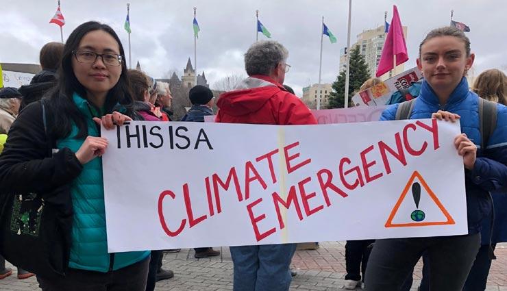 बनी जलवायु आपातकाल की स्थिति, 152 देशों के 11 हजार वैज्ञानिकों ने किया एलान