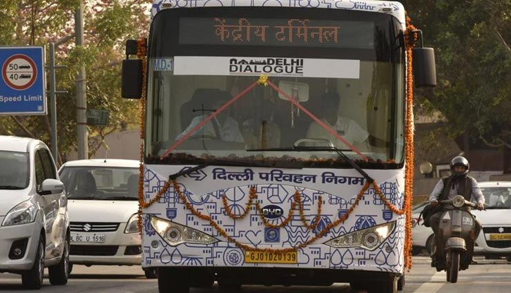सबसे पहले दिल्ली से होगी भारत में हाइड्रोजन संचालित बसों की शुरुआत, नवंबर से प्रारंभ होने की संभावना