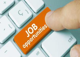 इस बेहतरीन नौकरी में आवेदन करने का आज आखिरी दिन, उठाए मौके का फायदा