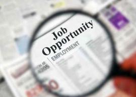 प्रोफेसर पदों पर निकली नौकरियां, आवेदन करने का आज अंतिम दिन
